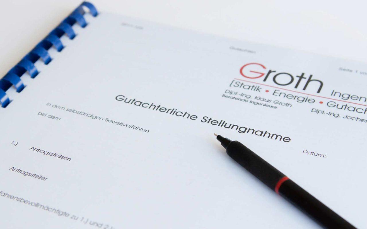 Gutachten Ingenieure Hamburg Schleswig-Holstein
